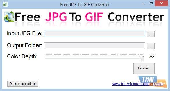 Free Jpg To Gif Converter Indir Jpg Formatini Gif E Donusturme Programi Tamindir
