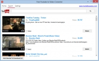 Free Youtube to Video Converter