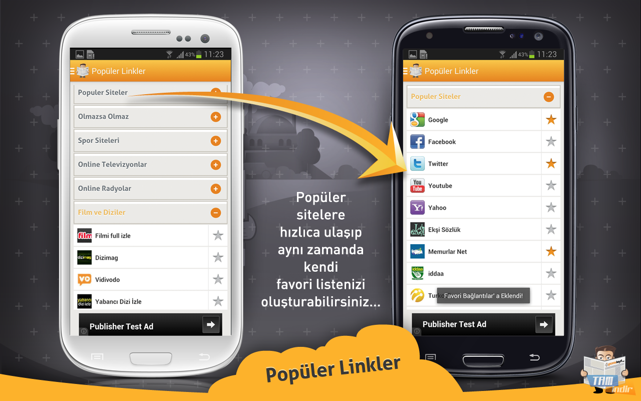 Gazete Keyfi İndir - Android için Resmi Gazete Keyfi Uygulaması (Mobil) - Tamindir