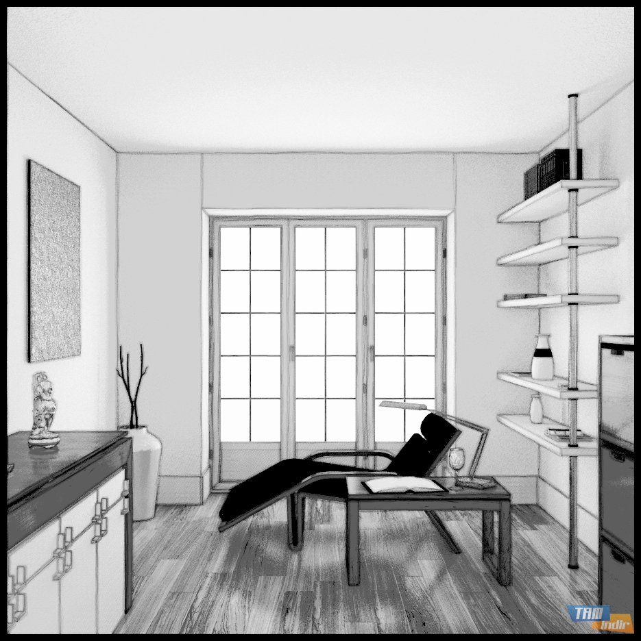 Kitchen Window Drawing: Mutfak, Banyo Ve Mobilya Tasarım Programı