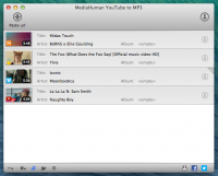 MediaHuman YouTube to MP3 Converter Mac Sürümü