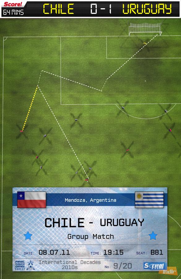 Score! World Goals Ekran Görüntüleri
