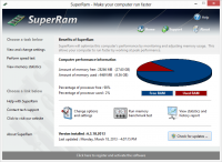 SuperRam Arayüzü