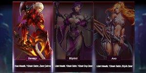Pantheon War: Pandora'nın Kutusu Online