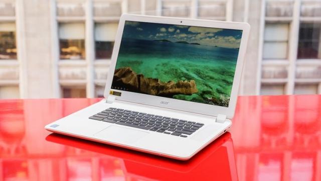 a7cc1de65dad1 Acer'dan İş ve Eğlence Odaklı Laptop: Chromebook 15 - Tamindir