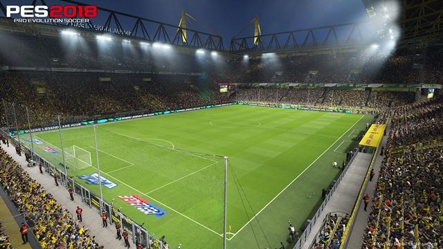 PES 2018 Signal Iduna Park 2