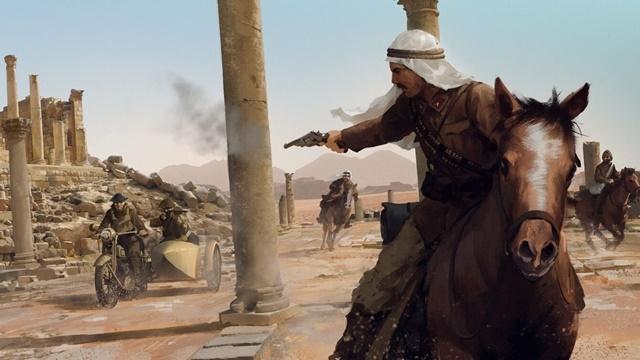 battlefield 1 osmanlı - ingiliz