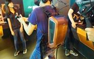 Sırtta Taşınabilen MSI VR Oyun Bilgisayarı Özgür Oyuncuları Çağırıyor