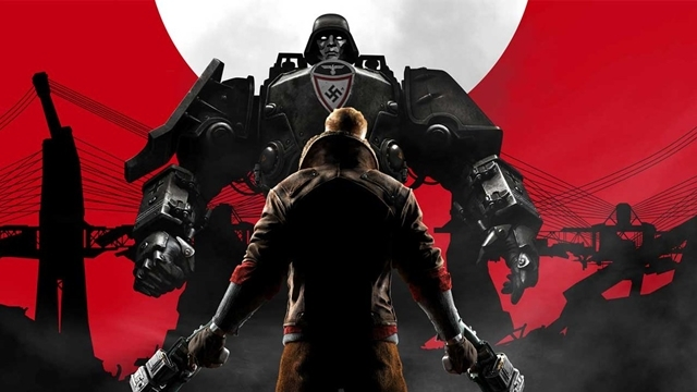 Wolfenstein II:The New Colossus'dan Muhteşem Bir Video Daha Geldi