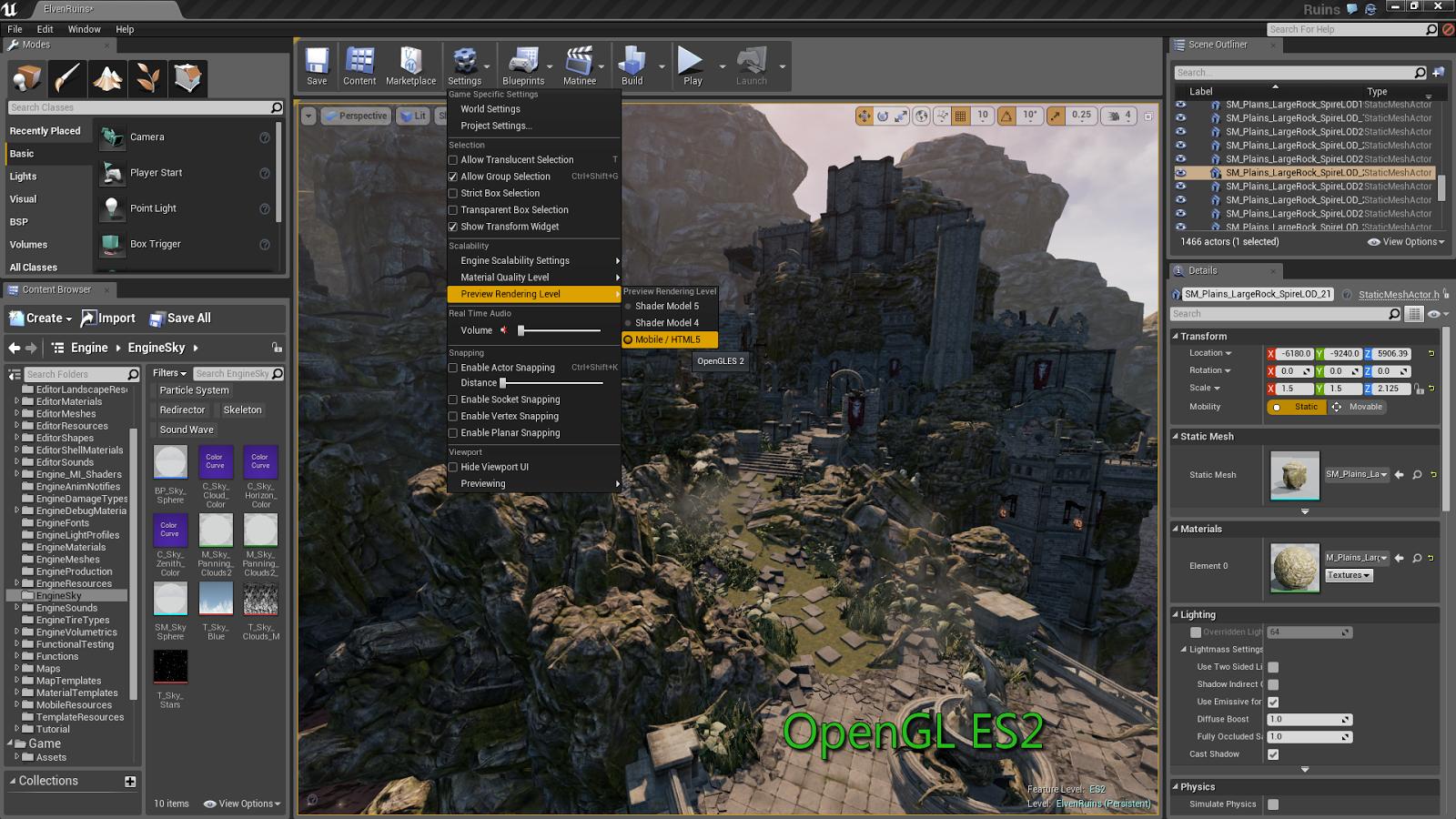 Unreal Engine İndir - Oyun Geliştirme Motoru - Tamindir
