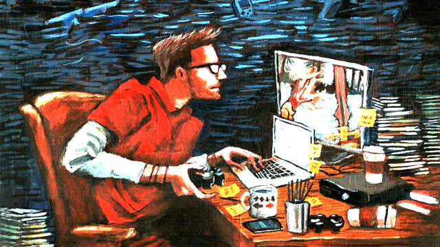 video oyun gazeteciliği