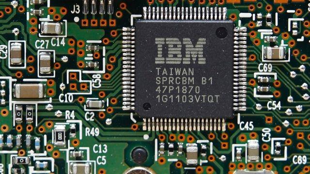 IBM Çip