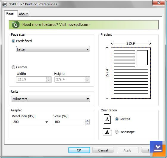 WatFile.com Download Free Ücretsiz PDF Dönüştürücü Ücretsiz İndir doPDF Türkçe