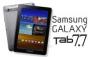 Galaxy Tab 7.7 İçin Android 4.0 Güncellemesi Geliyor