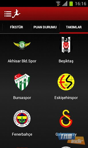 Lig TV İndir (iOS) 1