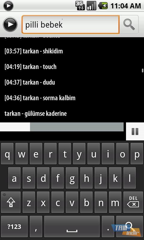 Muzik dinlemuzik dinle arama ekran0131480x800