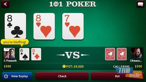 Bedava casino poker oyna