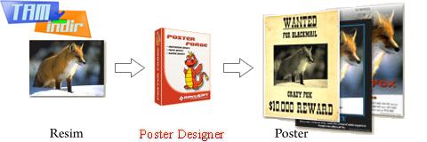 Poster Designer - Tamindir