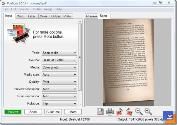 برنامج photo scanner pro