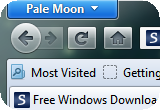 Pale Moon Browser