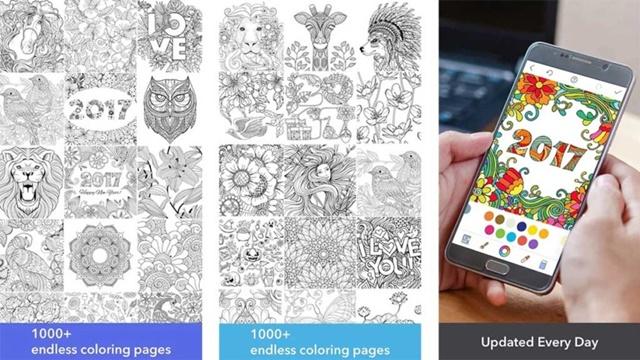 Android Için En Iyi 10 Boyama Kitabı Uygulaması Tamindir