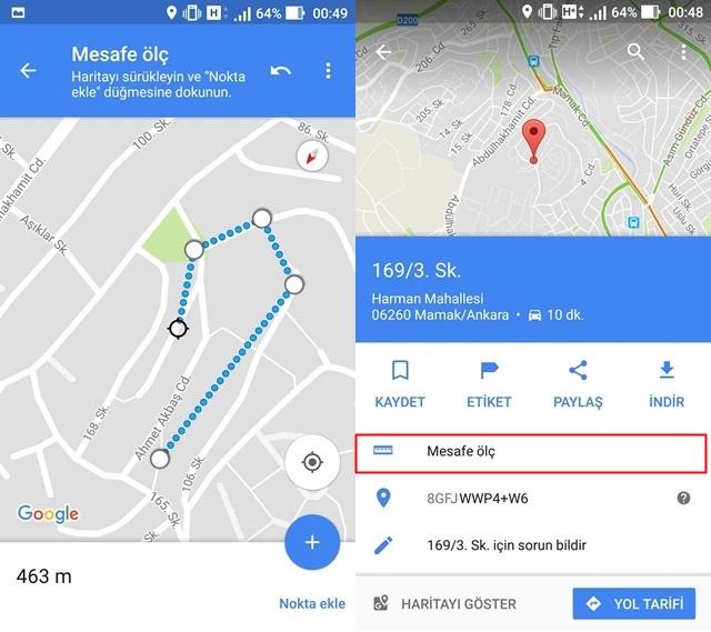 Google Maps'te konum geçmişinize nasıl bakabilirsiniz? Onu silmek isterseniz ne yapmalısınız?