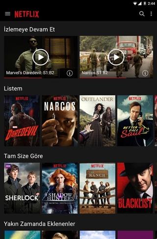Dizi Ve Film Izleyebileceğiniz Mobil Uygulamalar Tamindir