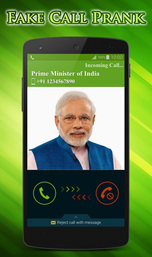 Arama - Için Prank Android Sahte Uygulaması Call Fake İndir Tamindir