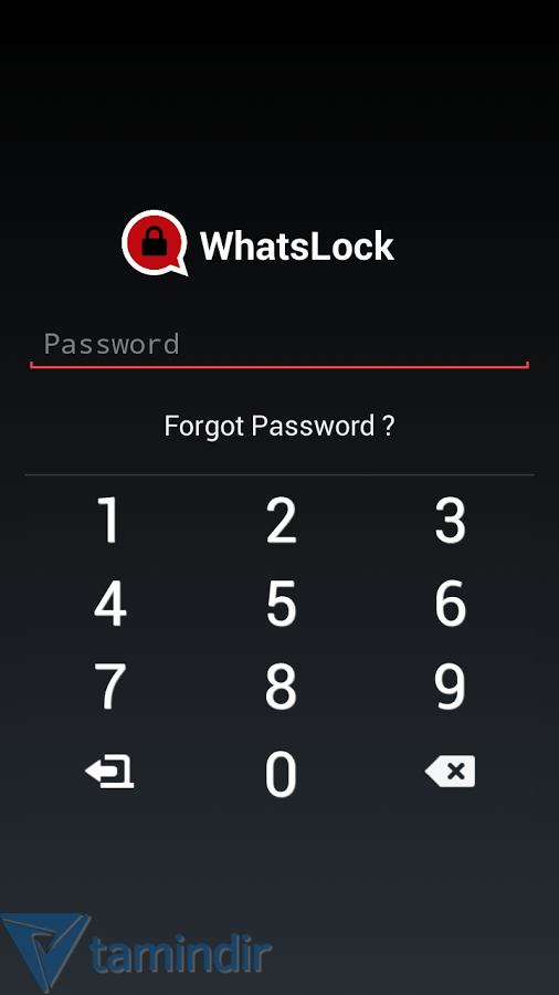 Whatsapp lock free download for android