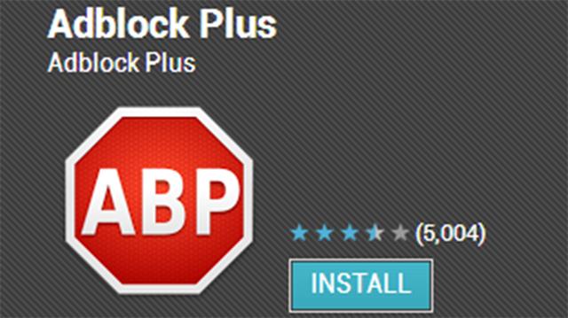 abp google chrome gratuit
