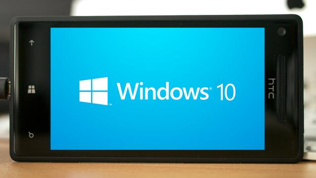 Windows Phone 8 Kurulu Tüm Cihazlar Windows Phone 10'a Güncellenebilecek