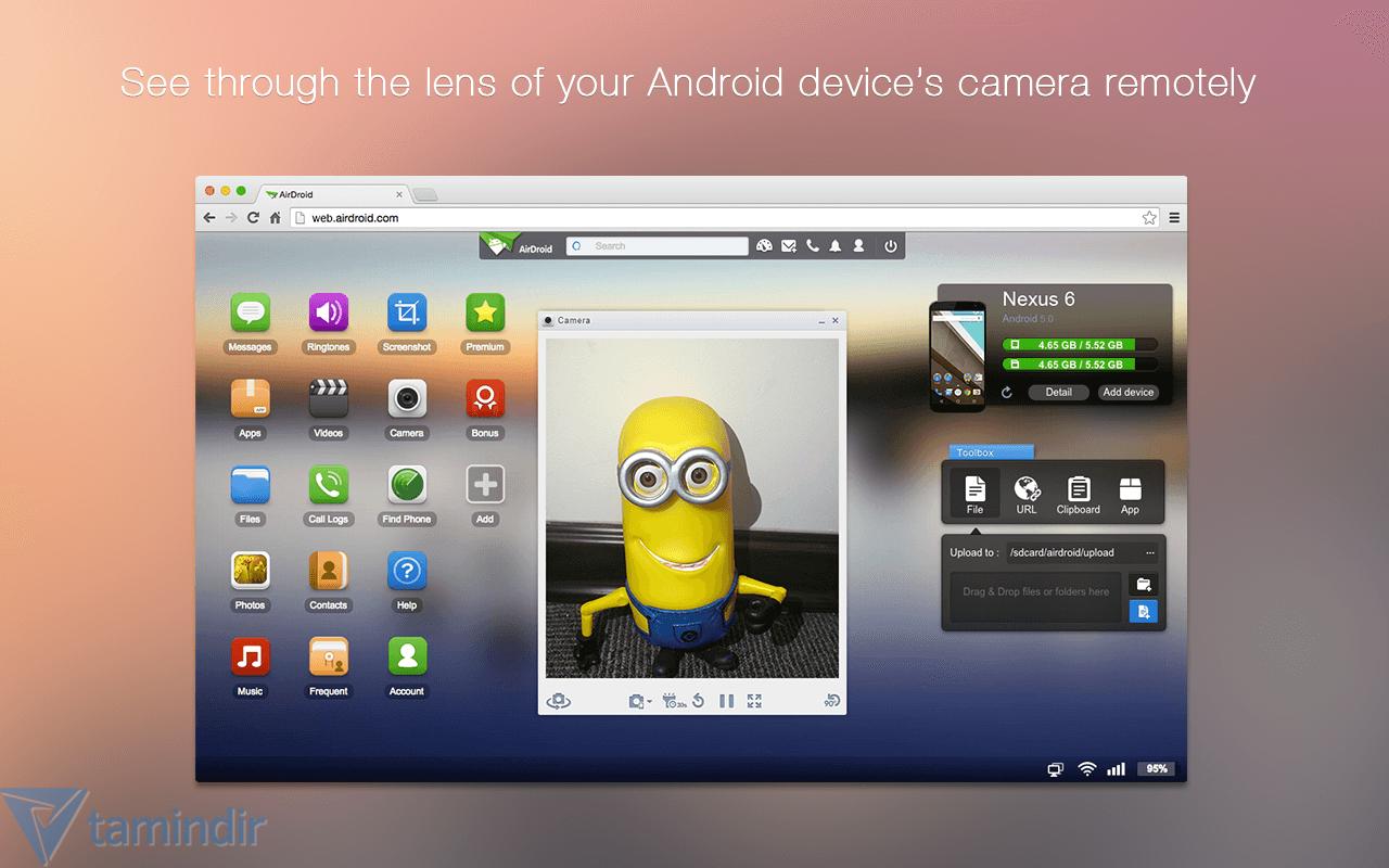 Загрузить фото на андроид с компьютера