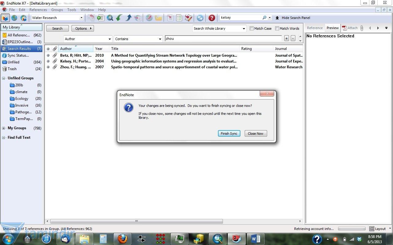 endnote download free full version crack