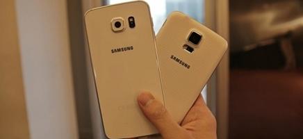 Samsung+Galaxy+S6+ve+Samsung+Galaxy+S5+Kar%C5%9F%C4%B1la%C5%9Ft%C4%B1rmas%C4%B1
