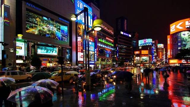 GTA 6 - Tokyo