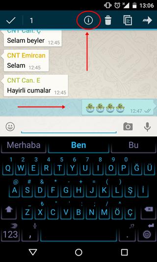 whatsapp yazışmalarını kimler görebilir