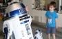 Star Wars'un R2-D2'si Dünyamızda Yaşıyor