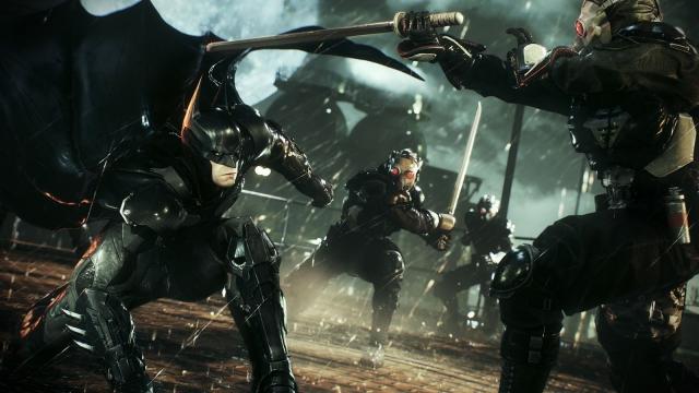 Batman: Arkham Insurgency