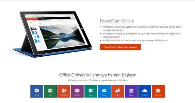 Microsoft Office'i Ücretsiz Kullanmanın 6 Yolu