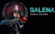 Quake Champions'un Lanetli Paladini Galena