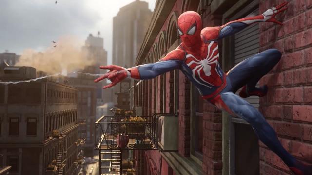 Spider Man oyunu
