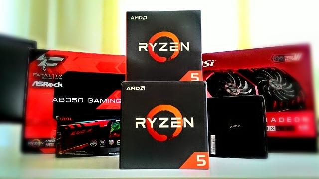 AMD Ryzen 5 1600X ve 1500X İncelemesi
