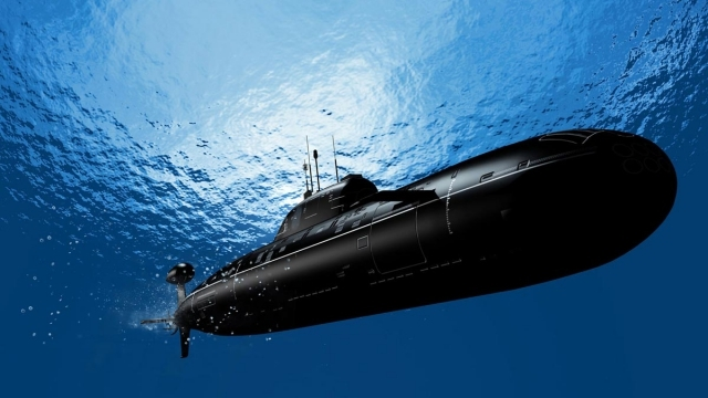 Amerikan Ordusu Denizaltılarını Siber Savaş ve Hackleme İçin Kullanıyor