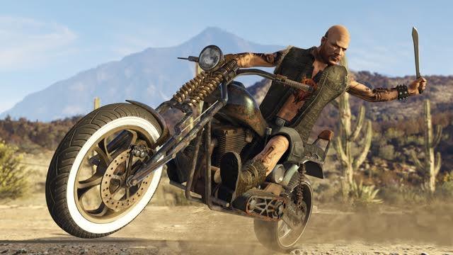 GTA 5 Online Motorcular İçeriğinin Çıkış Tarihi Belli Oldu