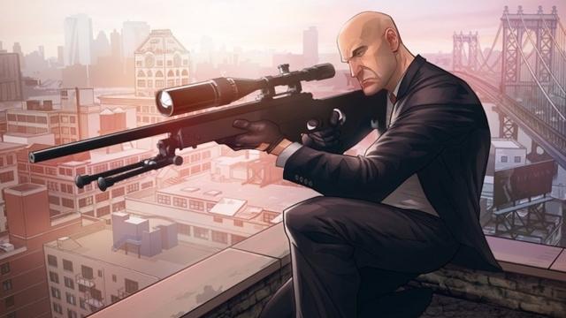 Hitman: Sniper Android ve iOS için Duyuruldu