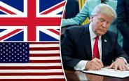 İngiltere de Türkiye'ye Karşı Amerika'nın Yasağını Uygulayacak
