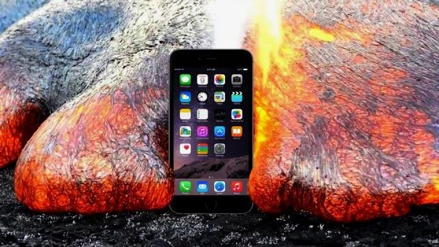 iPhone Gerçekten Dayanıklı mı? Bir de Böyle Test Edin!