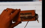 Siz Gizli Sekme Açınca Otomatik Kilitlenen Kapı Kilidi Yaptılar