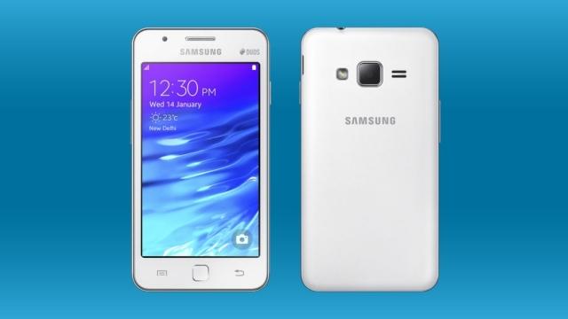 Tizen İşletim Sistemli Samsung Z2'nin Özellikleri Belli Oldu
