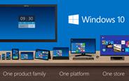 Windows 10, Tablet Modu ile Büyük Esneklik Sunacak